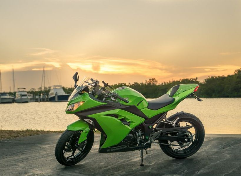 Kawasaki Ninja 300 Specifikacije
