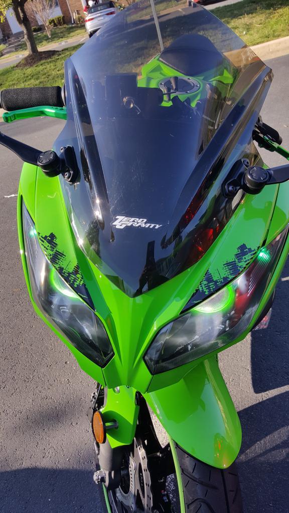 Kawasaki Ninja 300 cijene