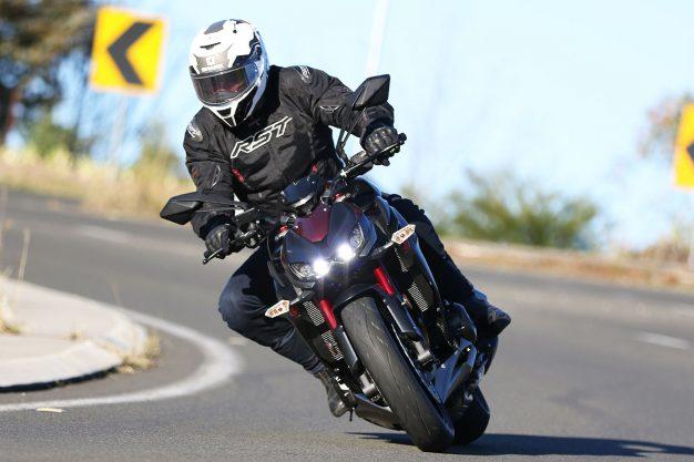 Pista Kawasaki Z1000