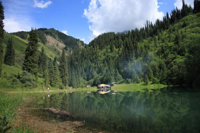 il riscaldamento globale influisce sul clima del Kazakistan