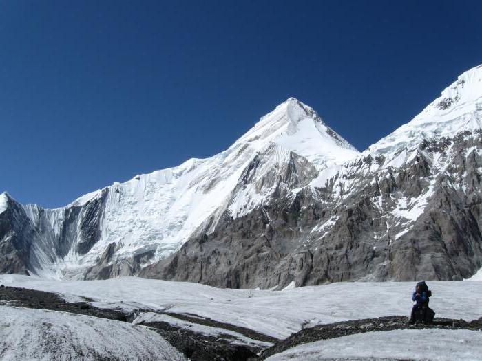 največja gora v Kazahstanu