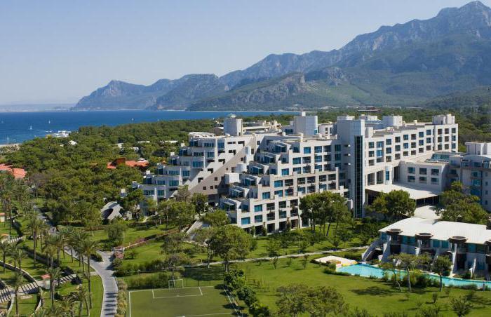 Kemer Beldibi Hotel a 5 stelle