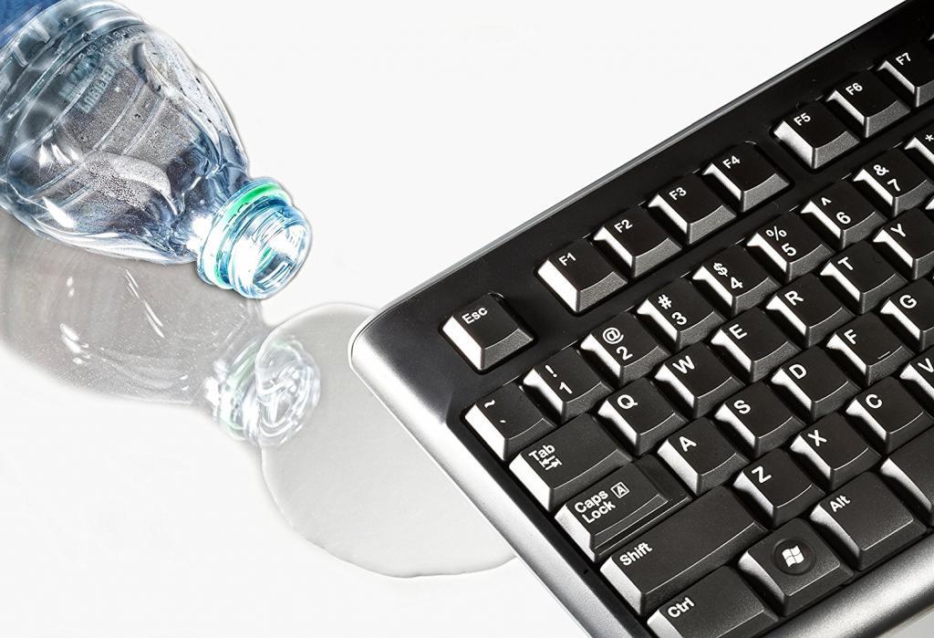 Клавиатура Logitech K120: инструкция