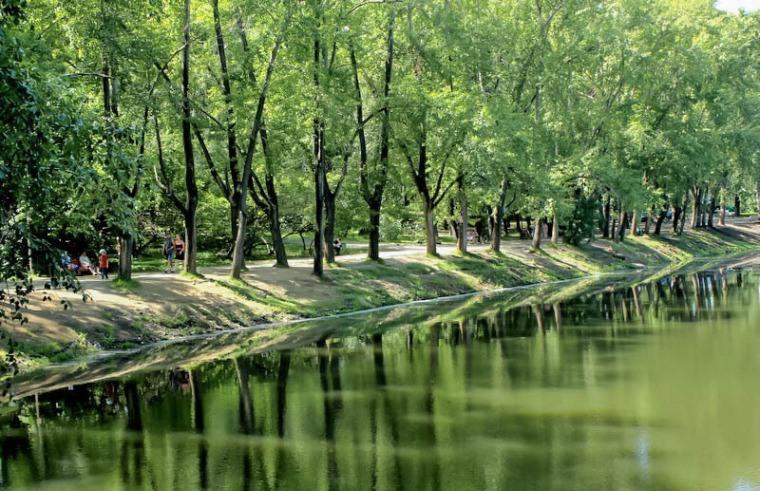 Парк Аллеи