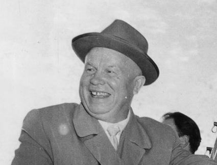 Khrushchev disgelo
