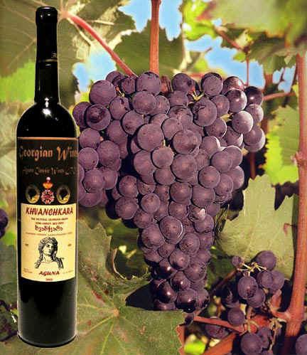 hvanchkara vino semi-dolce