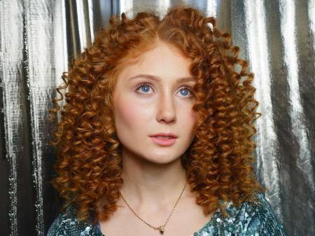 tipi di capelli perm