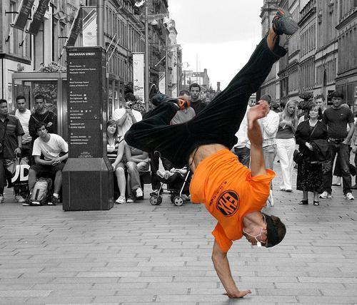 tipi di street dance