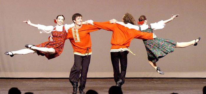 tipi di danze popolari