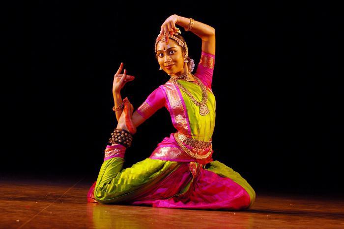 tipi di danza orientale