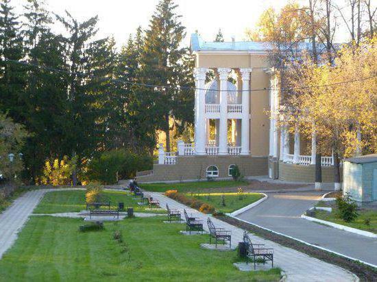 Ivanovo područje sanatorij stanko
