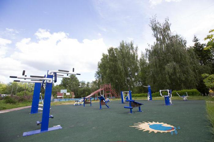 Ivanovo područje Kineshma područje sanatorij stanko
