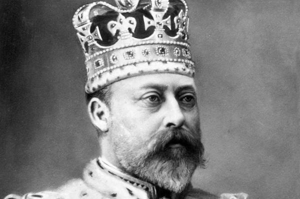 re britannico edward vii