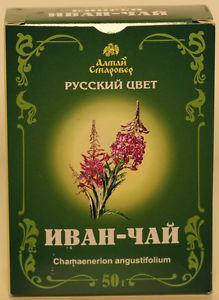 Tè di Ivan in farmacia