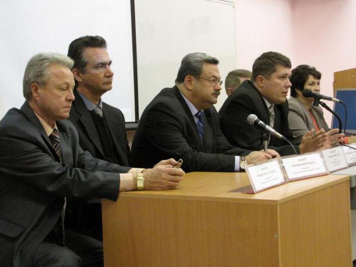 Пријемна комисија Медицинске академије у Кирову