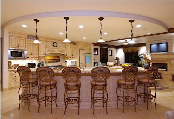 кухиња у приватној кући