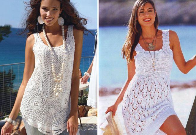 Poletne obleke in tunike