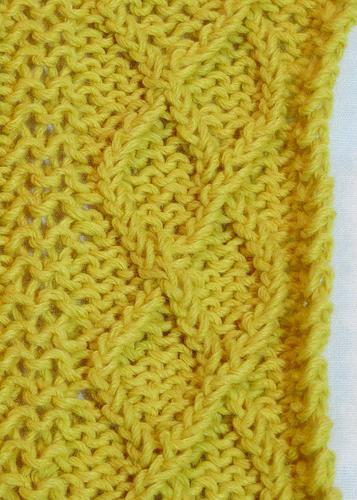 плетени џемпер за плетење жена