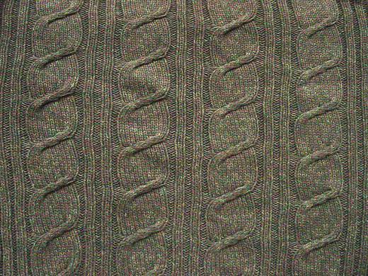 плетени џемпер женски узорак за плетење