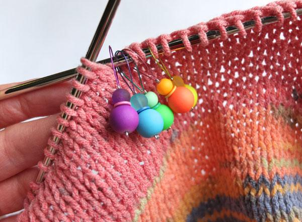 Lavoro a maglia per bambini