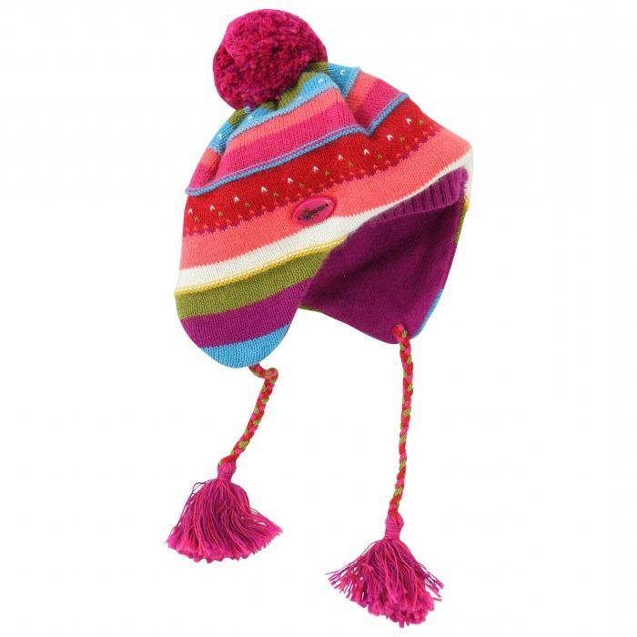 maglia cappelli per bambini con gli aghi