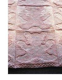 плетење деке за новорођенчад
