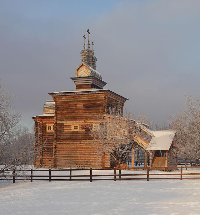 Зимски парк Коломна