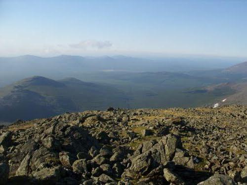 montagna di pietra konzhakovsky
