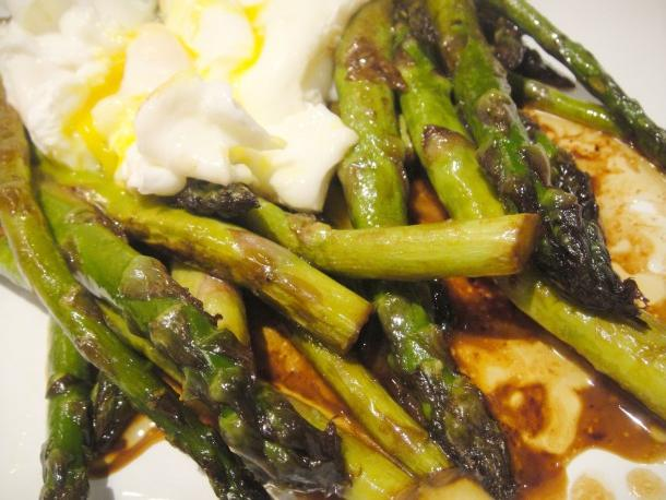 Recept za zelene šparglje