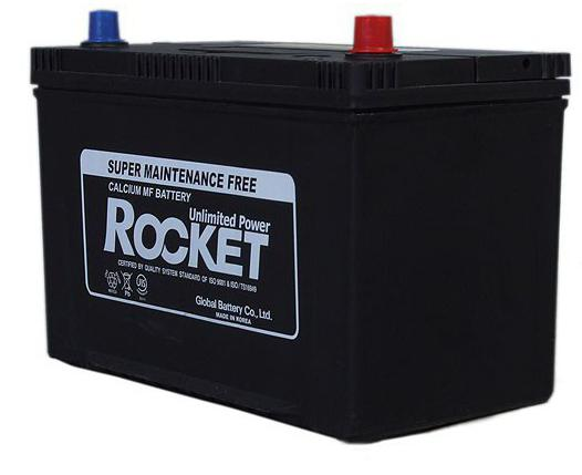 razzo batteria auto coreana