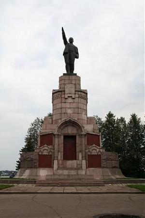 Кострома Совјетски период