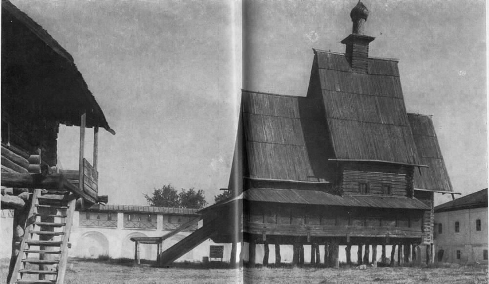 Preobraženje Crkva iz sela Spas-Vezhi