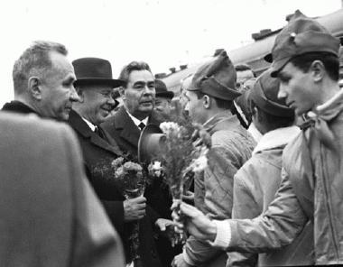počátek reformy a n Kosygin