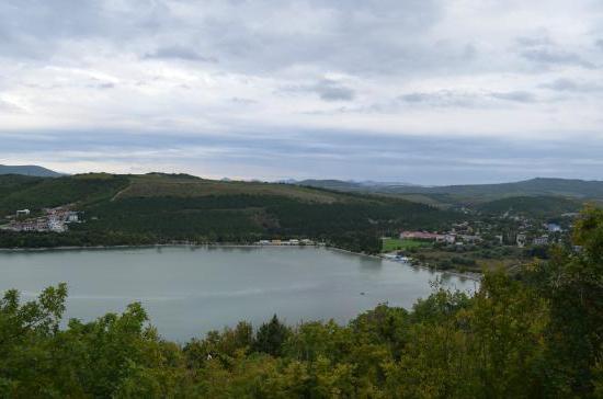 fiumi e laghi della regione di Krasnodar