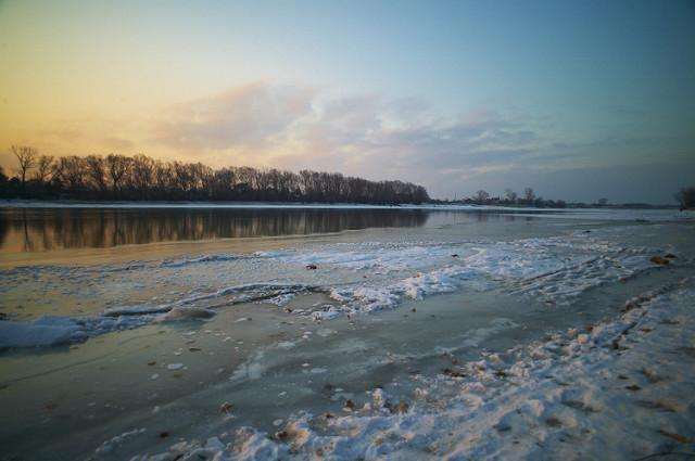 Regione di Krasnodar del fiume