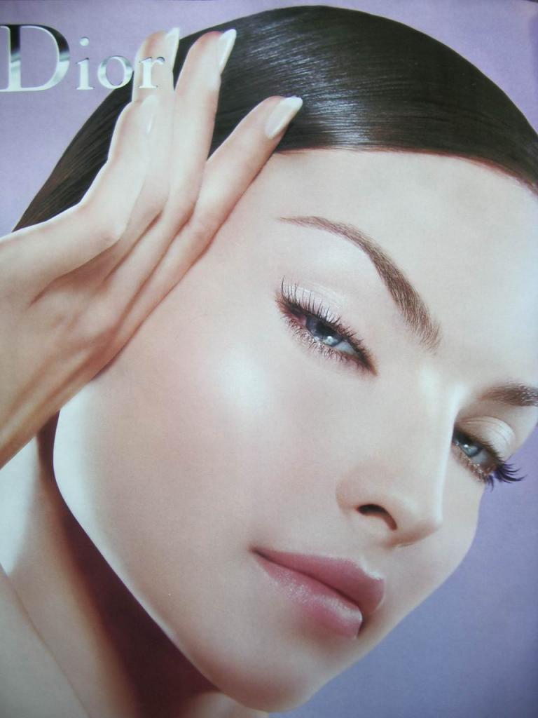 Modello Kristina Semenovskaya