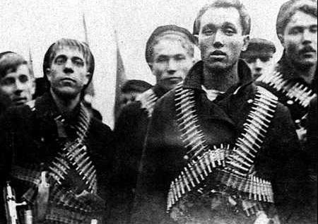 Разлози за побуну у Кронштату