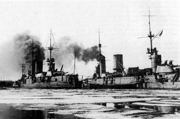 Baltska flota