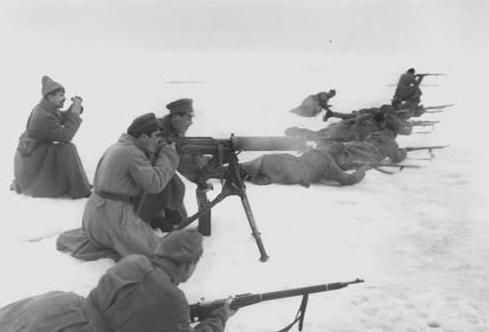 Kronstadtski ustanak 1921