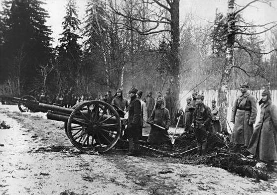 Kronstadt se nakratko pobunio