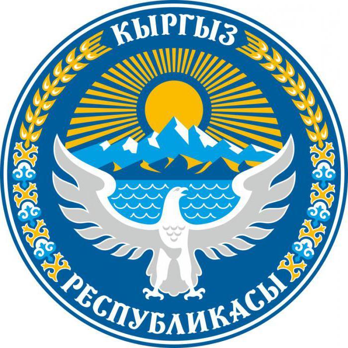 grb Kirgistana