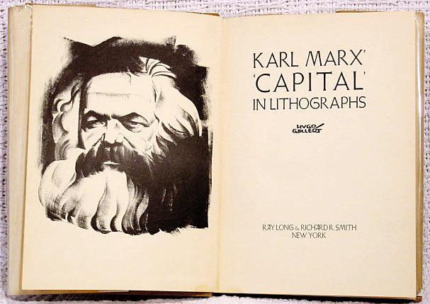 Marxova teorija rada vrijednosti