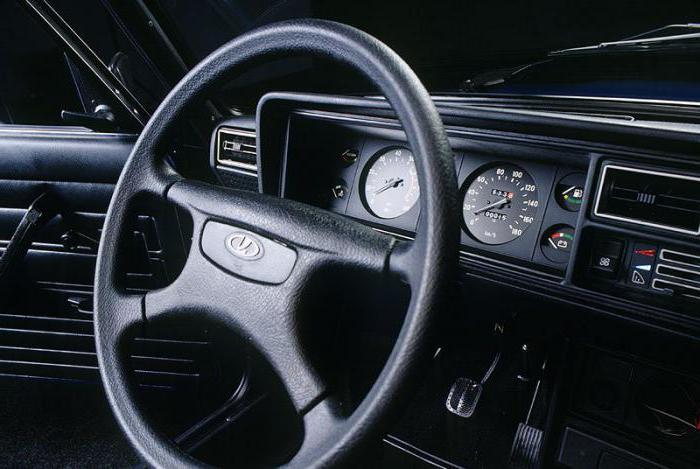 Lada 2107 caratteristiche