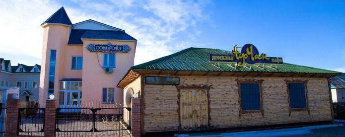 Hoteli Lake Borovoye Kazahstan