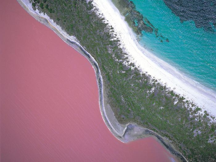 collinetta del lago rosa