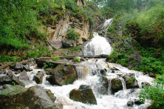 Gorny Altai počitek