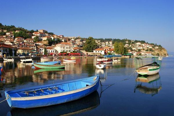 Orhid Lake (Македония)
