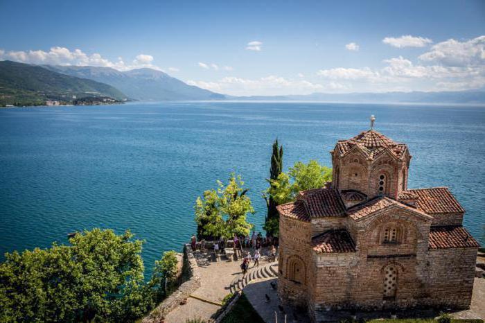 Древно езеро на Балканите