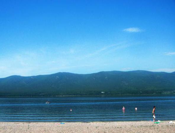 Pike Lake Buryatia