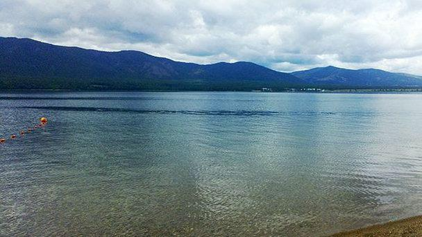 odpočívejte na jezeře